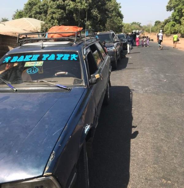 Dernière minute : la route nationale N4 bloquée, plusieurs véhicules immobilisés