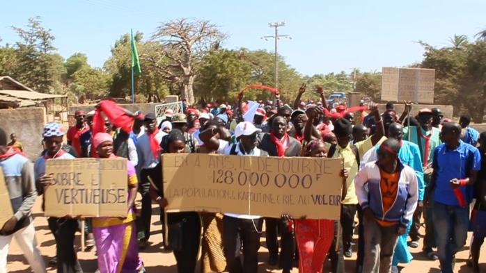 KAFOUNTINE : Les populations réclament plus de 100 millions de FCFA à leur maire