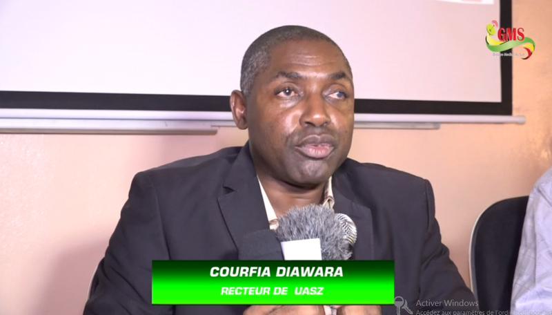 Courfia Diawara responsable Apériste à Ziguinchor: «Notre objectif est de réélire Macky Sall au premier tour...»