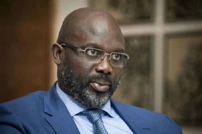 George Weah : « Les caisses du Liberia sont vides! »