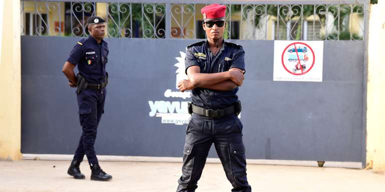 Kaolack: Pour avoir refusé d'être surveillé par des ASP, des élèves arrêtés