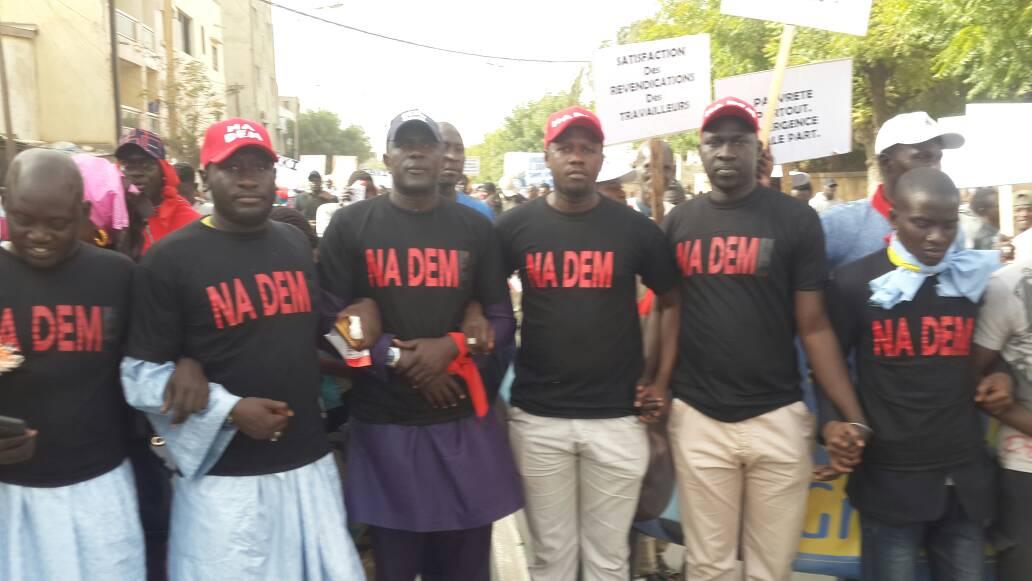 """Organisation de la présidentielle:  Le mouvement """"NADEM"""" exige le départ Aly Ngouille Ndiaye"""