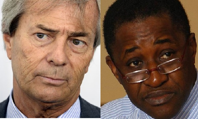 Tribunal de Paris: Vincent Bollore perd face à un africain