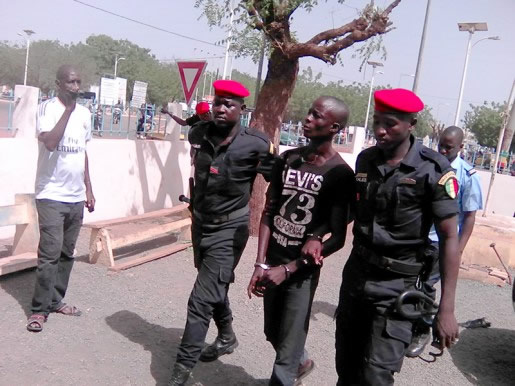 URGENT: Boy Djinné condamné à 2 ans de prison