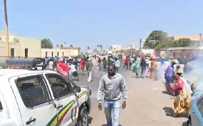 Le Capitaine Sidibé : «Un ASP, est un civile et il n'a pas le droit de conduire même un véhicule de la Police  »