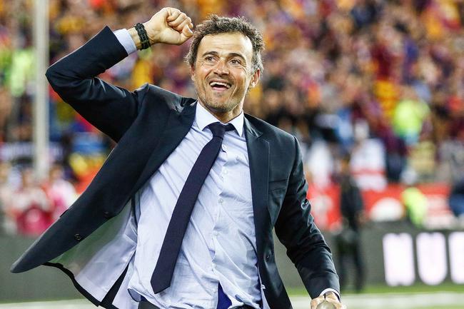 Luis Enrique est le nouveau sélectionneur de l'Espagne