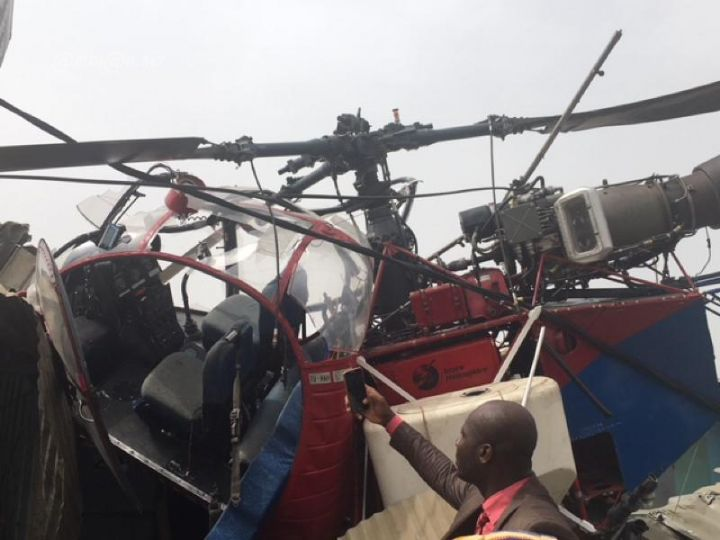 Côte d'Ivoire : un soldat français tué dans le crash d'un hélicoptère