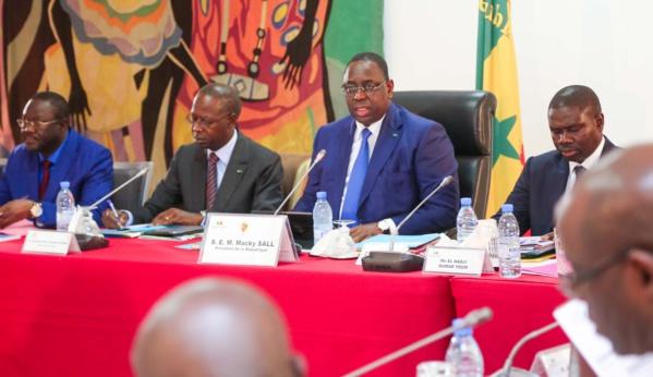 Communiqué du Conseil de ministres du 11 juillet 2018