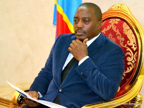 Présidentielle en RDC : Kabila renonce à briguer un nouveau mandat