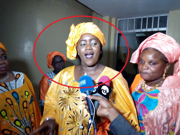 Paulèle Ndiaye, disait: «la fraude est le seul moyen sur lequel Macky compte pour gagner » Regardez
