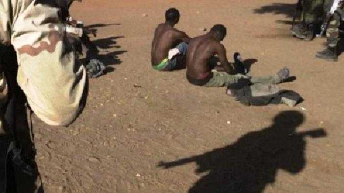 2 Burkinabé arrêtés avec des explosifs au Sénégal