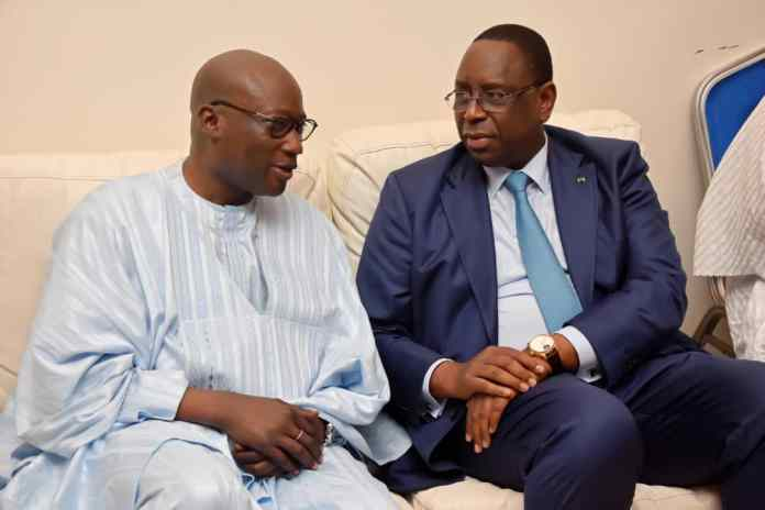 Présidentielle: Un ami intime de Macky Sall candidat