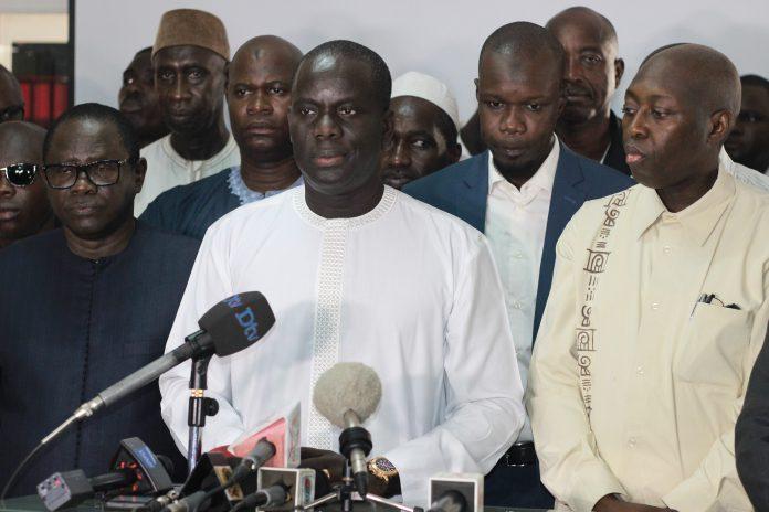 Ousmane Sonko, Thierno Alassane Sall; Idrissa Seck & Co - et à mémoires politiques courtes...!