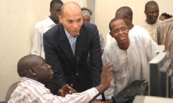 Karim Wade: «La vie de Sidy Lamine NIASSE est consubstantielle à son combat pour la défense des libertés... »