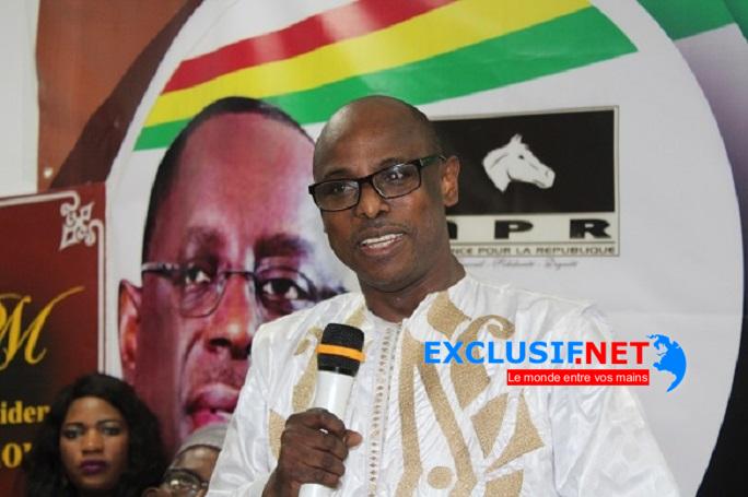 Le receveur -percepteur de Dakar, Ibrahima Touré se lance en politique: «Je soutiens Macky Sall car il a changé le visage de ma région »