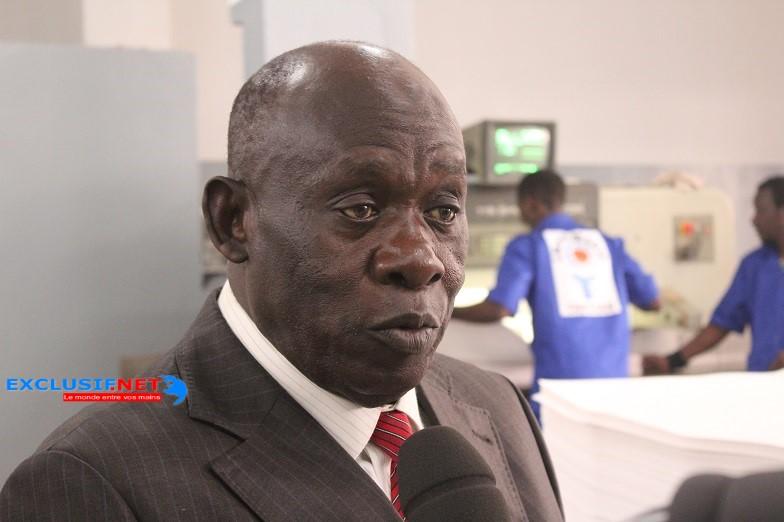 Présidentielle: L'imprimerie Tandian a déjà livré les 8 millions de bulletins de vote du candidat...