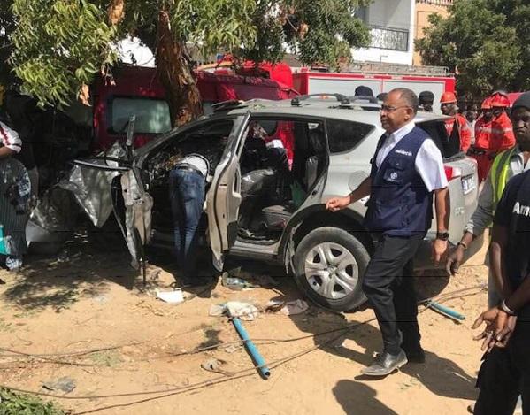 Accident à la sicap Amitié1 : Mously Mbaye vient de rendre l'âme après une semaine de coma
