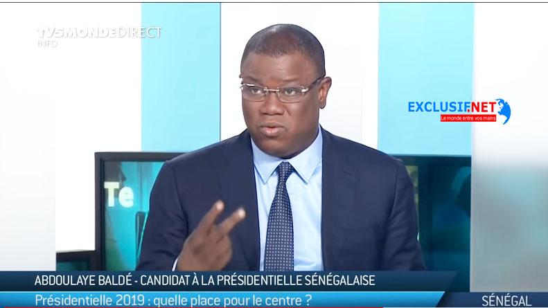 Baldé précise : «Je ne suis pas comptable du bilan de Macky Sall»