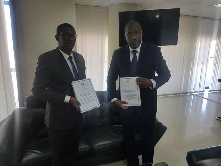 Ministère de l'Enseignement supérieur: Cheikh Oumar Hann, s'installe