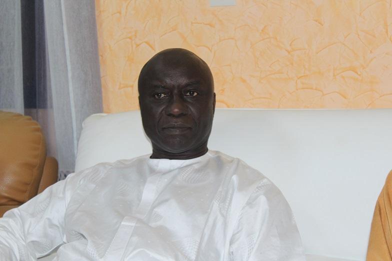 Message de Pâques d'Idrissa Seck