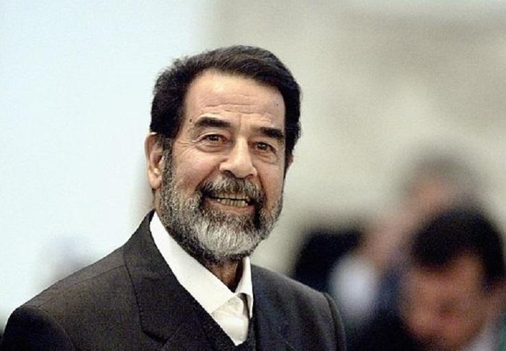 Saddam Hussein: né le 28 avril 1937 et exécuté le 30 décembre 2006 à Bagdad