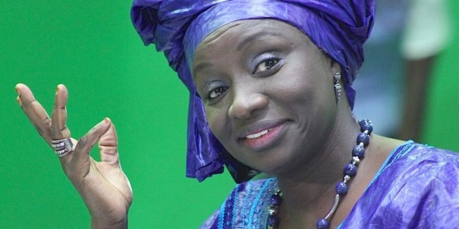 Aminata Touré au CESE : Un mérite !