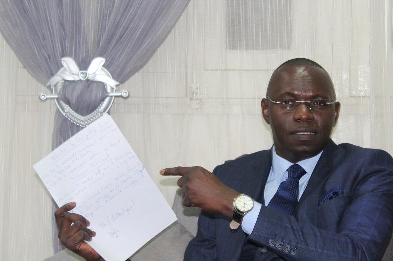 Ansoumana Danfa sur l'enquête de la BBC: «Cette affaire dépasse largement Aliou Sall...» (Regardez)