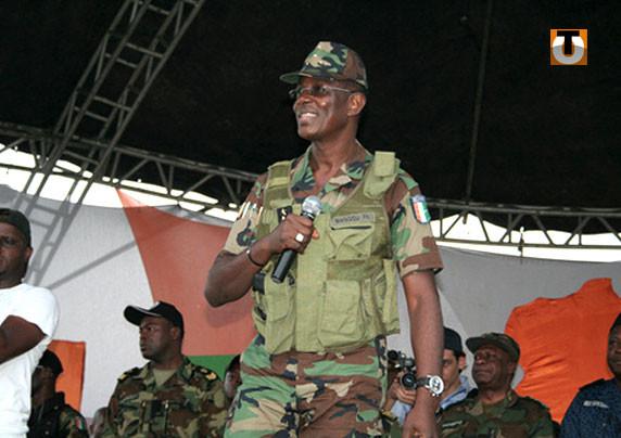 Le Général Philippe Mangou est nommé Ambassadeur de la Côte d'ivoire en Allemagne
