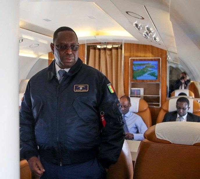 Macky Sall à Abuja depuis hier