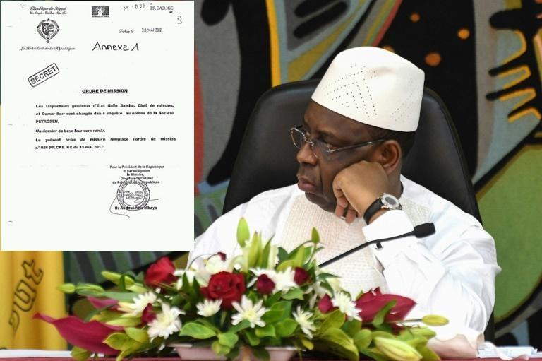 Guerre des documents: L'ordre de mission qui fragilise la position de Macky