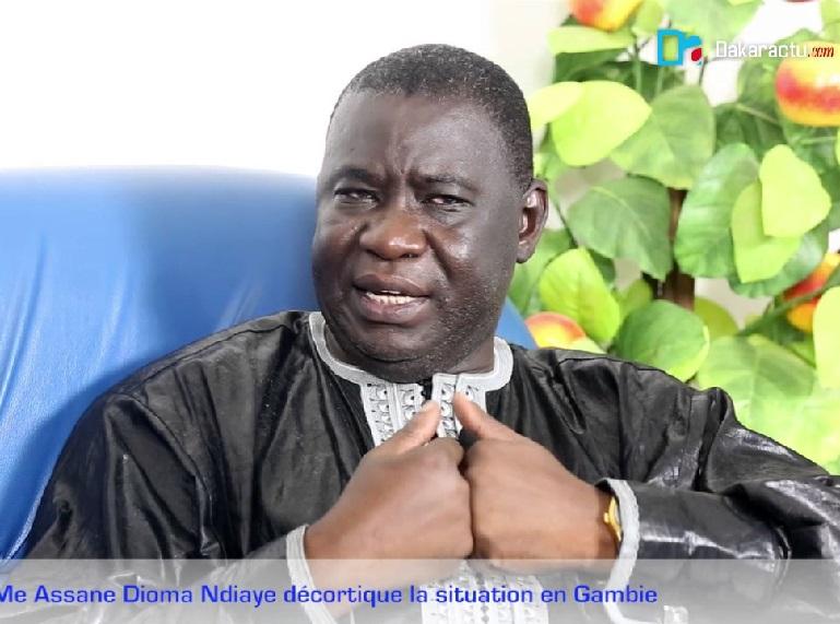 Me Assane Diomba Ndiaye sur l'arrêté du préfet: «Il constitue une rébellion et une négation inacceptable... »