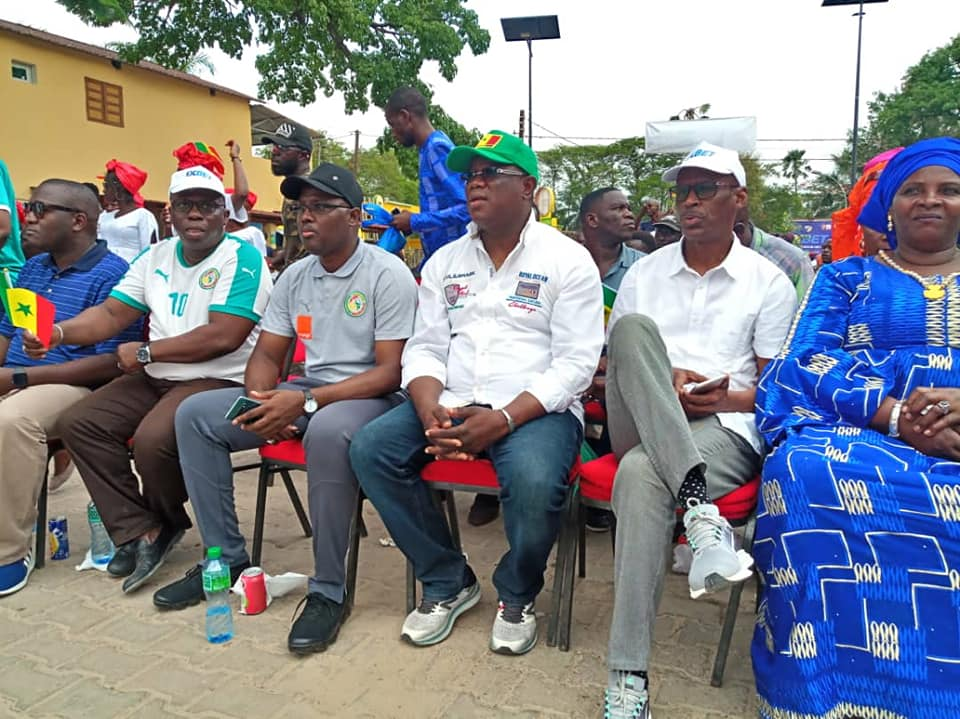 """Sénégal - Tanzanie: Le maire de Ziguinchor offre une """"fanzone"""" aux populations"""