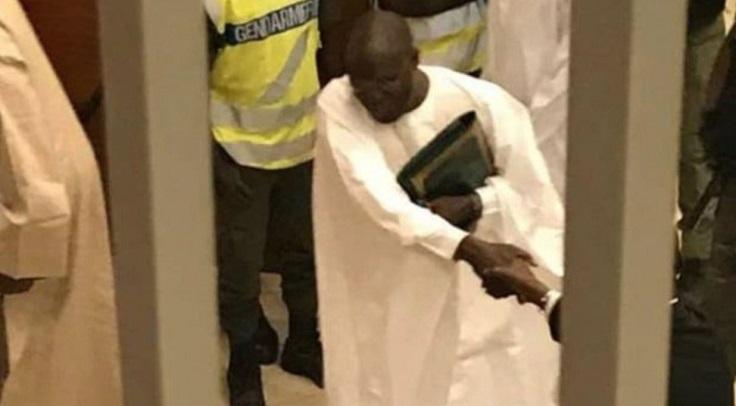 La dernière déclaration de Khalifa Sall en public: « Loussi nék nak, daay am retour de bâton. Té euleuk dou agne dou rére mais loumay soore leuh»