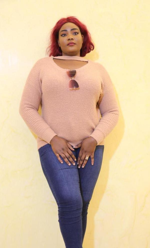 Photos: Sokhna Manga la nouvelle étoile montante du cinéma Sénégalais...