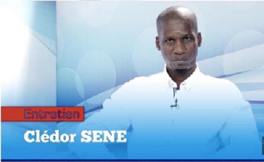 Clédor Sène : «La présence de l'adjudant Sagna m'a beaucoup rassuré ... »