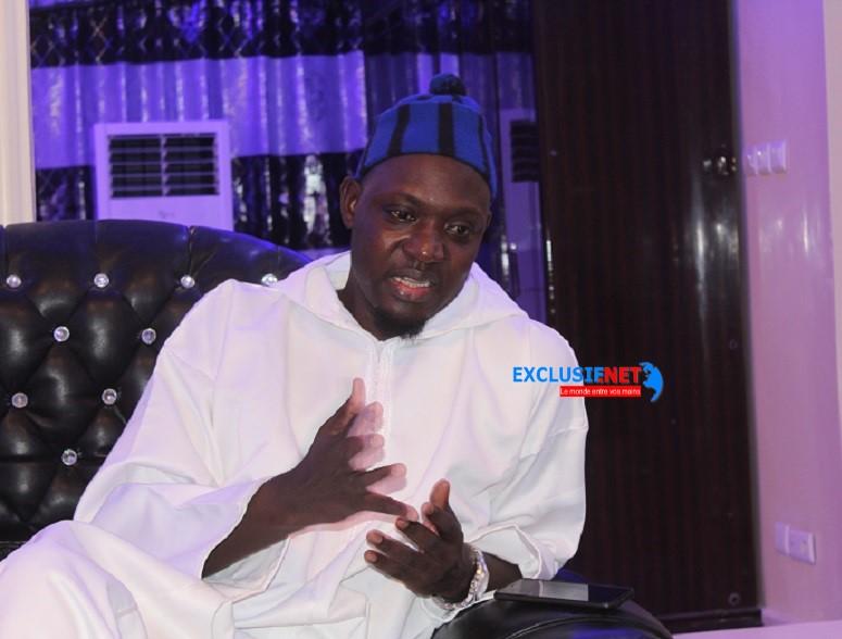 Serigne Modou Bousso Dieng précise: «Les aides que je distribue viennent de...»