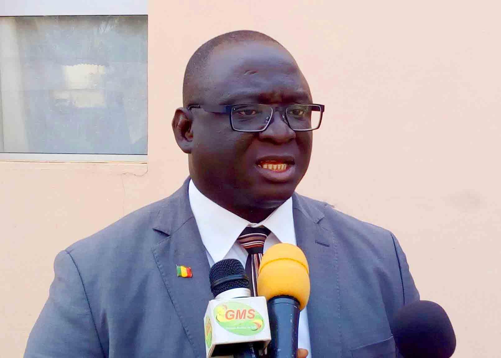 Exclusif: Seydou Sané reçu au Palais par Macky Sall