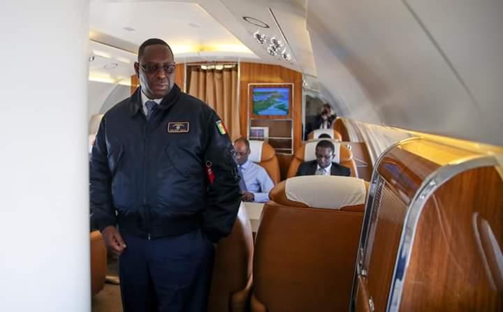 """Macky Sall à la 5ème édition du Forum """"Investir en Afrique"""""""