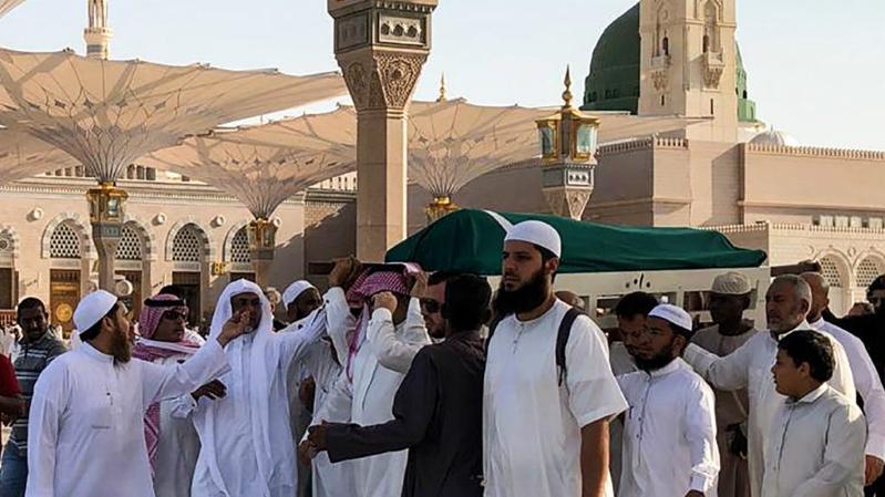 L'ex-président Ben Ali inhumé à Médine en Arabie saoudite