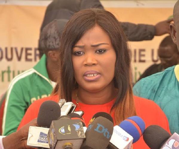 Fatoumata NIANG BA sur les attaques contre Marieme Faye Sall : « Cette réaction hystérique contre notre première dame, n'est plus, ni moins que de la lâcheté »