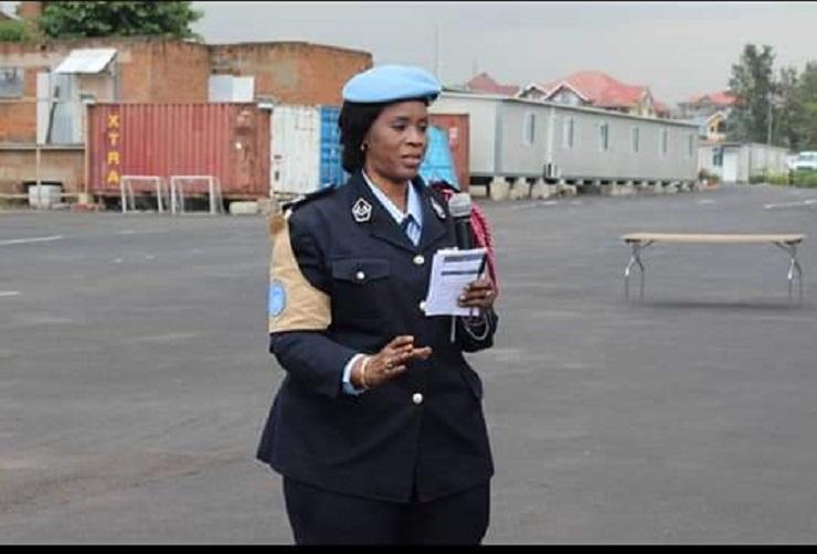 La fille de la policière Seynabou Diouf interpelle le ministre de l'intérieur sur le cas de sa maman