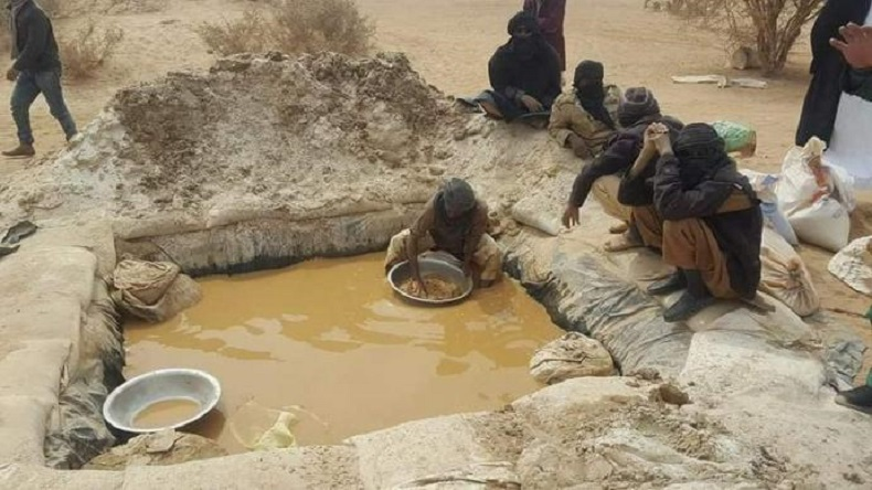 Sahel : Le boom de l'or permet aux groupes armés et Jihadistes de se financer