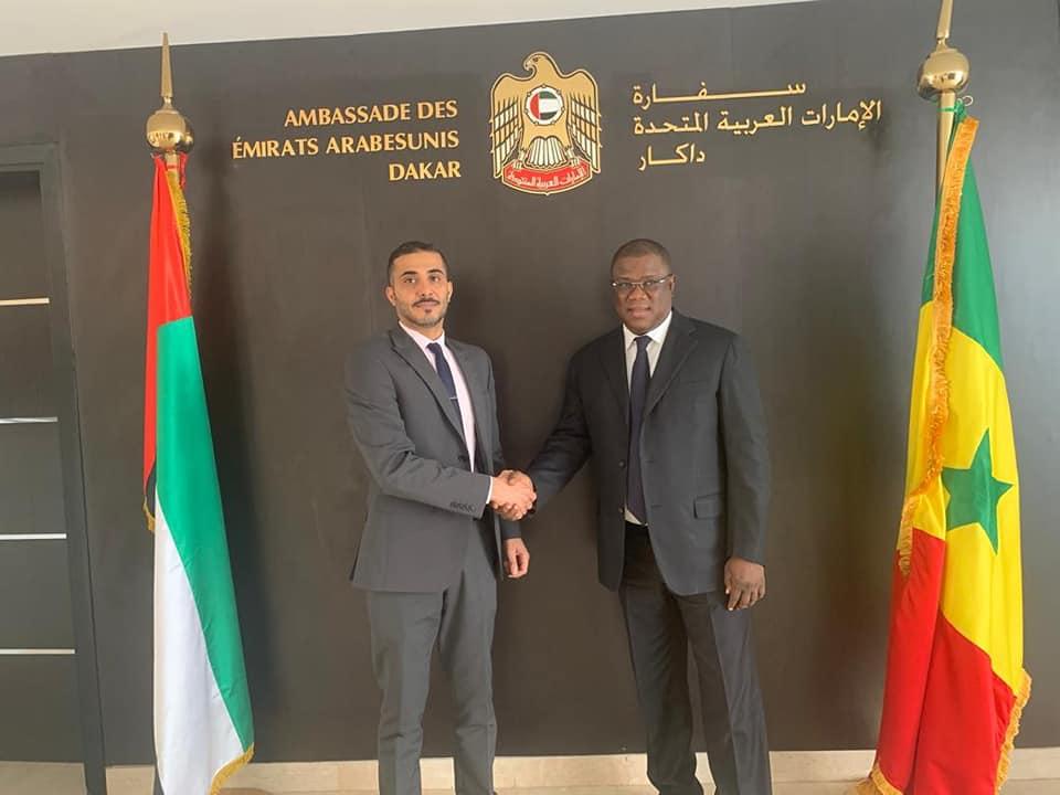 Construction d'un poste de santé et de la mosquée de Goumel: Baldé rencontre ses partenaires