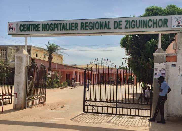 """""""Nous n'avons plus confiance à l'hôpital régional de Ziguinchor"""""""