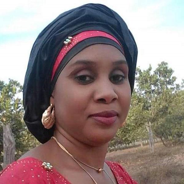 Maïmouna Diallo, la nouvelle députée de Goudomp