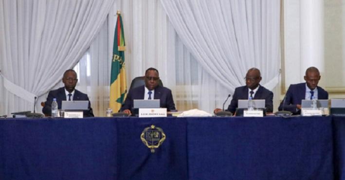 Le communiqué du conseil des ministres du mercredi 04 décembre 2019