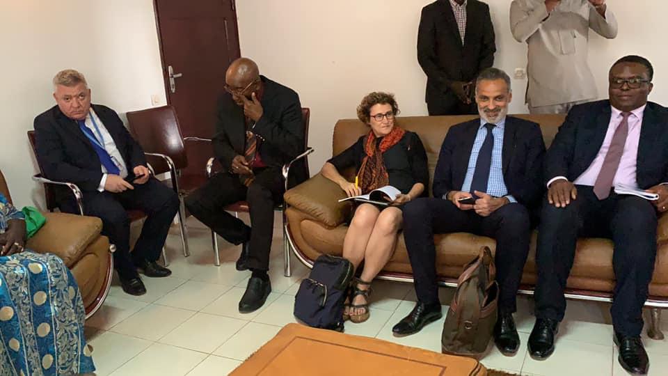 Crise politique en Guinée Bissau: Une délégation de l'ONU rencontre le candidat du PAIGC