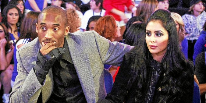 La veuve de Kobe Bryant porte plainte