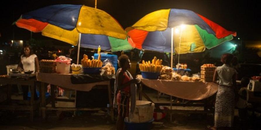À Kinshasa, si tu ne sors pas, tu ne manges pas