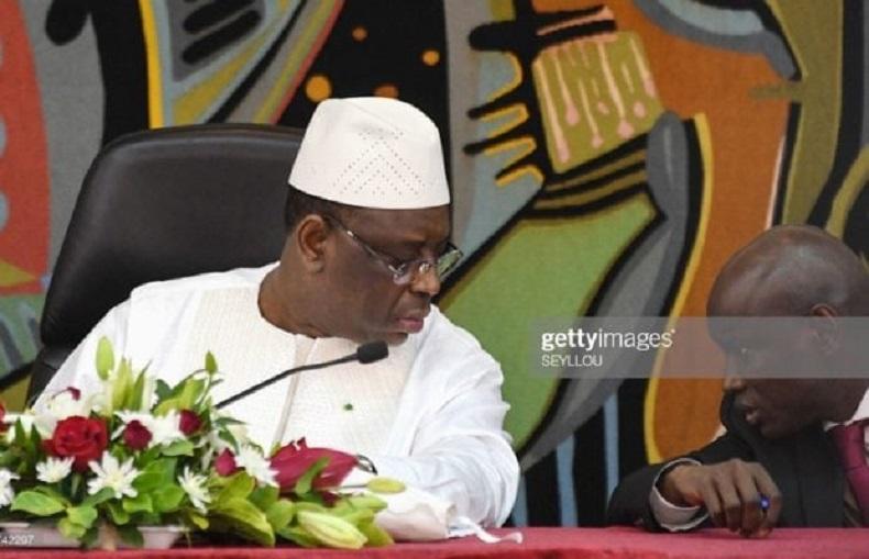 Discours à la nation: Macky consulte son ministre de l'intérieur